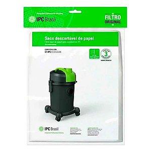 Filtro Descartável Ecoclean Pct 3un IPC