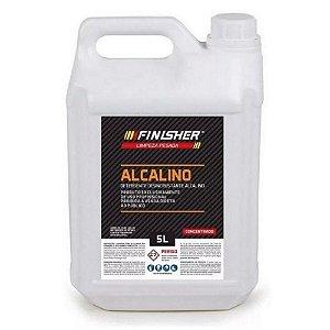 LP Limpeza Pesada Alcalino 5L - Finisher