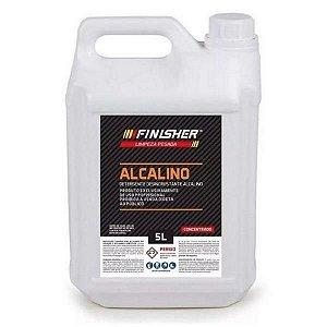 LP Limpeza Pesada Alcalino 5L Finisher