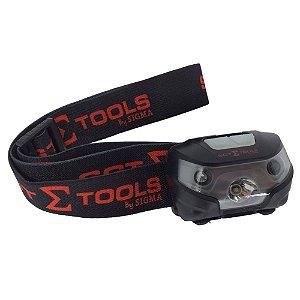 Lanterna de Cabeça Led Recarregável 5W - Sigma Tools