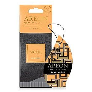 Aromatizante Premium Gold Amber Areon