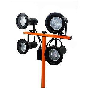 Luminária Dual Color c/ Tripé SLP-801 - Solver