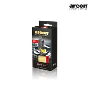 Aromatizante Car Painel Black Box Platinum Refil Areon