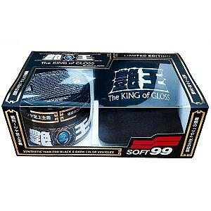 The King Of Gloss Black 300gr + Brinde Boné - Soft99