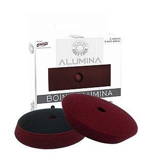 "Boina Alumina Refino Roxa 6"" Easytech"