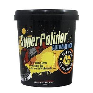 Massa - Super Polidor 1Kg - Autoamerica