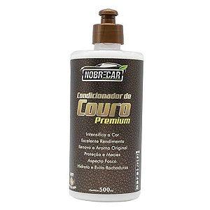 Condicionador de Couro Premium 500ml - Nobrecar