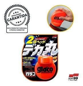 Glaco Roll One Big  - Cristalizador e Repelente de Chuva 120ml - Soft99