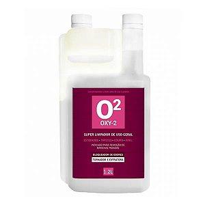 Oxy-2 Limpador Super Concentrado 1200ml Easytech