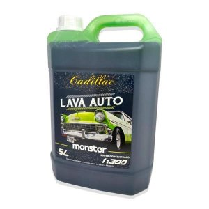 Lava Auto Neutro Monster (1:300) 5L - Cadillac
