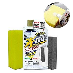 Shampoo C/ Cera White Gloss 700ml - Soft99