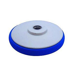 Suporte Azul de Velcro 5¨ Rosca 5/8 - Detailer