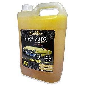 Lava Auto C/ Cera High Shine 5L - Cadillac