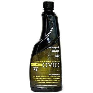 Avlo Motorplast- Revestimento SIO2 para  Motores 700ml - Alcance