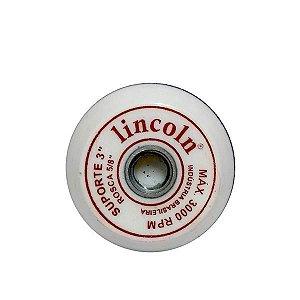 """Suporte Super Velcro 3"""" 5/8 - Lincoln"""