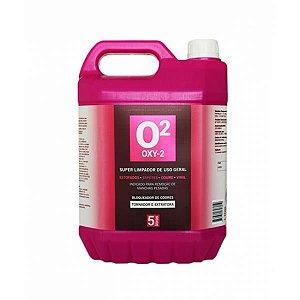 Oxy-2 Limpador Super Concentrado 5L Easytech