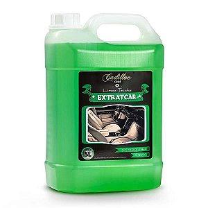 Extratcar - Sanitizante de Tecidos 5L - Cadillac