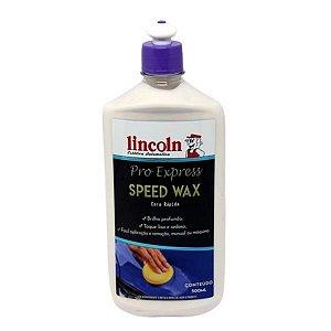 Speed Wax Cera Rápida 500ml Lincoln