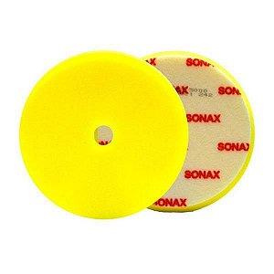 Boina Amarela - Refino C/ Furo 5,5¨ - Sonax