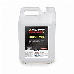 Detergente Desincrustante Neutro Cross Mol 5L - Finisher