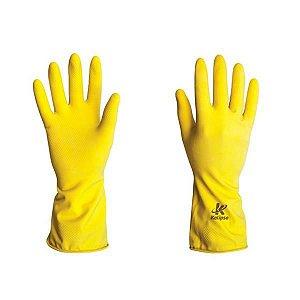 Luva Latex Amarela XG - Kalipso