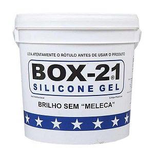 Silicone Gel Plus 3,6kg - Box 21