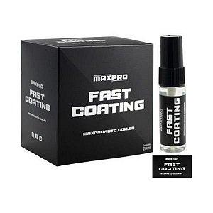 Fast Coating Vitrificador P/ Pintura 20ml - MaxPro