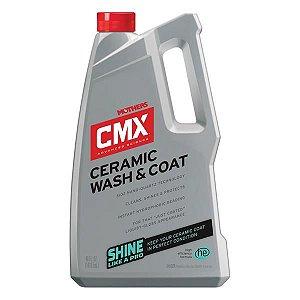 CMX - Ceramic Wash & Coat - Shampoo C/ Cera 1,4L - Mothers