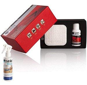 Vitrificador ZR53 Durabilidade e Proteção 3 anos + Clean Limpeza - Nasiol