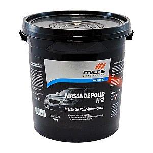 Limpa Vidros 500ml - Mills