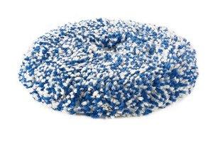 """Boina de Lã Pirulito Azul - CORTE 6"""" - Rupes"""