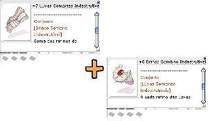 Combo Sombrio +15