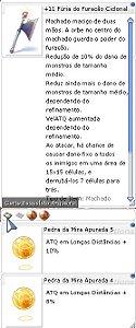+11 Fúria do Furacão Ciclonal Mira 5/4