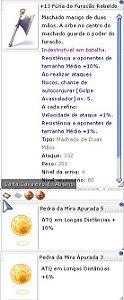 +13 Fúria do Furacão Rebelde Mira 5/3
