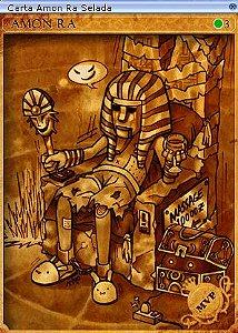 Carta Amon Ra Selada