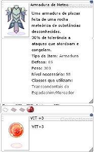 Armadura de Meteo [1] Vit +3