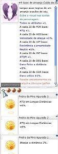 +9 Asas de Arcanjo Caído do Ilusionista Mira 3/2/1