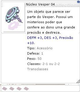 Núcleo Vesper 04