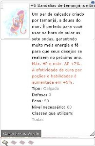 +5 Sandálias de Iemanjá de Bragi