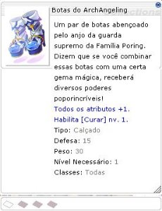 Botas do ArchAngeling [1]