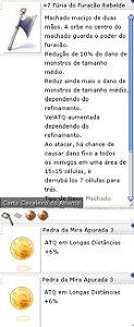 +7 Fúria do Furacão Rebelde Mira 3/3