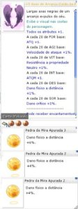 +9 Asas de Arcanjo Caído da Potência Mira 3/2/2