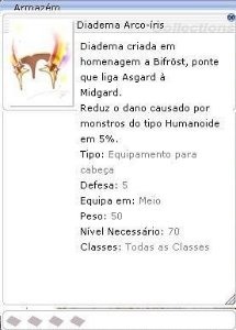 Diadema Arco-íris
