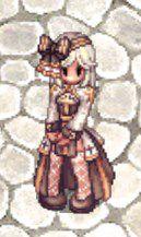 Laço da Princesa Guerreira