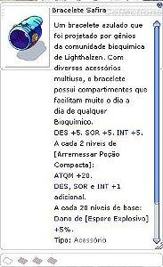 Bracelete Safira [1]