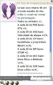 +9 Asas de Arcanjo Caído E.DES 3  EL 3 3 4