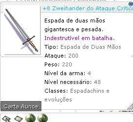 +8 Zweihander do Ataque Crítico 4/4
