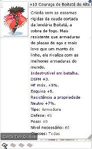+10 Couraça de Boitatá do Alto Risco