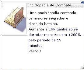 Enciclopédia de Combate