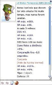 +8 Botas Temporais DES (Histeria) Mira 4
